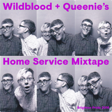 Wildblood + Queenie's Home Service Mixtape Brighton Pride 2016