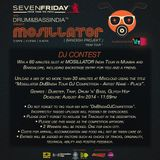 """Mosillator DnBIndia Tour DJ Competition - Life in Bassment - Mumbai"""