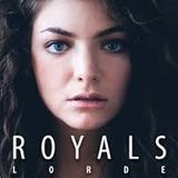DJ THE BEAT 2014 - LORDE - ROYALS