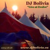 DJ Bolivia - Live at the Evolve Festival