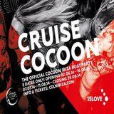 Ilario Alicante  - Live At Cruise Cocoon Boat Party, Cirque De La Nuit (Ibiza) - 02-Jun-2014
