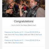 Classicos da Claudia vol.31 - 2 hora (05-06-2016)