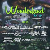 Turke - Wonderland Warm Up