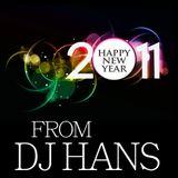 DJ Hans New Years Eve House Set 2011