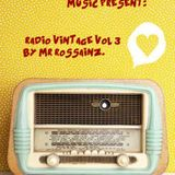 RADIO VINTAGE VOL 3 BY MR ROSSAINZ MAY 2019