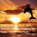 Sunset Emotions - September Show Case 2014 - Part 2