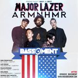 The Bassment 05/26/17 w/ ARMNHMR