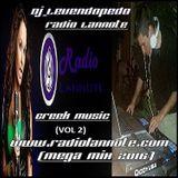 Dj_Levendopedo - Radio Lannote (VOL 2) (Mega Mix 2016)
