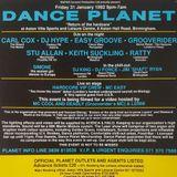 Keith Suckling @ Dance Planet  2 - Villa Leisure Centre, Birmingham 31-1-92 (Side A)