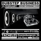Choke @ DubstepBusiness,Tacheles,Berlin 13.02.09