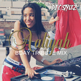 DJ C Stylez - Aaliyah BDay Tribute Mix