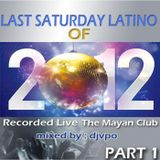 Last Sabado Latino At The Mayan Part 1(DJVPO)