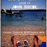 SISCOK @ ROOM 2.04 CSABA TAMASI BIRTHDAY MIX 2014