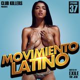 Movimiento Latin #37 - DVJ Rodrigo (Latin Pop Mix)