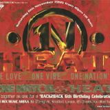 Brockie B2B Nicky Blackmarket with Det & Moose at at One Nation & Heat (Nov 99)