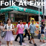 Folk At Five, Thursday 14 November 2019