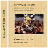 Omelia (Lc 24,13-35) - Mercoledì fra l'ottava di Pasqua - Anno A (4m35s)
