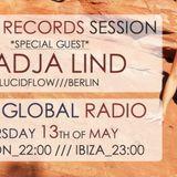 "Nadja Lind - Ibiza Global Radio ""Etoka Records Session"""