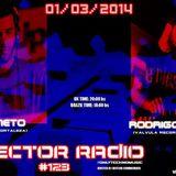 Magneto @ exclusive TECHNO set for VectorRadio#123 [FEV2014]