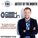 Artist Of The Month - September 2014: Dash Berlin