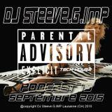 DJ Steeve.G.IMP Podcast 19 spetmebre 2015