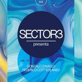 SET LIVE ( sector 3)