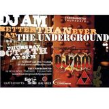DJ AM - Live At The Underground Chicago October 4, 2007
