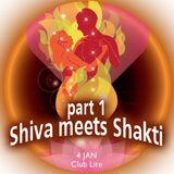 Part 1: Shiva meets Shakti - Tantric Dance 04-01-'14 @ Clublite