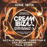 Christian K. live @ Cream pre party Ibiza 16.06.2016