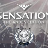 Jordan Ferrer - Live @ Sensation The Andes Edition (Chile) - 21.04.2017