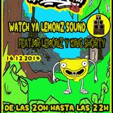 La.Selva>radioshow ! 16/12/2014. DJ's _ Silly Tang - WATCH YA LEMONZ SOUND - Coconutah