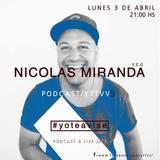 Nicolas Miranda - Podcast/YTTVV5