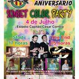 DJ L-SENSE - Aniversario campomaiorense (dj-set promo) sunset color party
