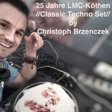 Christoph Brzenczek live@25 Jahre LMC Köthen 2016 //Classic Techno Set//