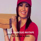 Dj a domicilio mixtape by T-Robb