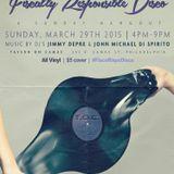 John Michael - Live @ Fiscally Responsible Disco (3-29-15)