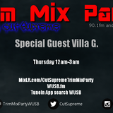 trim mix party nov 17 feat villa g and beats by lawrence