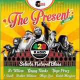 The Present Riddim  /  Cosme Deyah Productions  /  Natural Bless Selecta