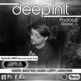 DeepInIt Podcast Episode #009 Guest Mix - Owen Ni
