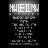Guest mix // Cowbell Radio 19.10.2017 (for Nein Radio Show)