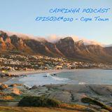 Caprinha Podcast Episode 20 - Cape Town