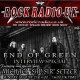 The Michael Spiggos Melodic Rock Show feat. Michael Setzer (End Of Green) 27.08.2017