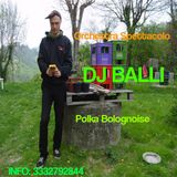 "Dj Balli - ""Polka BologNoise As Method Of Comunication With Extraterrestrial Intelligence"""