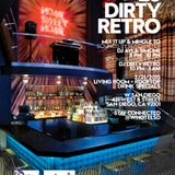 Dirty Retro live at the W Hotel San Diego 21.2.15