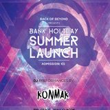 Back of beyond summer launch party mix