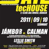 Leslie Smith - Live @ Jailhouse (Sep-10-2011)