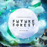Lyra @ Future Forest 2016 on the Mushroom Stage