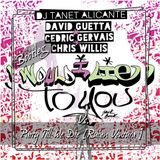 David Guetta, C.Chris Willis - Would I Lie To You Ft. Mark & T.Trumpet Ft. Andrew Wk - Party Till We