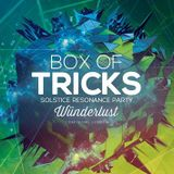 Dj La Minx Box Of Tricks Warm up Mix