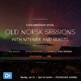 Chad America Presents Old Norsk 6 Year Anniversary Mix - Progressive Music